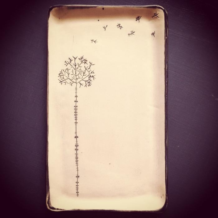 ceramic-dandelion