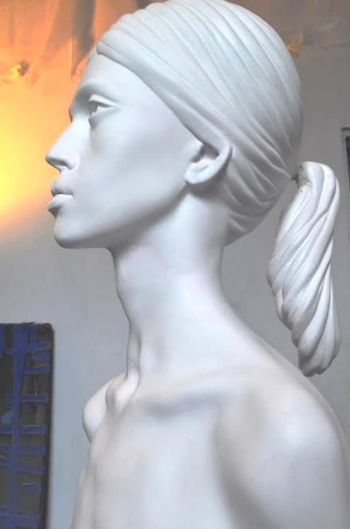 MITCHELL+COOPER+sculpture+ny
